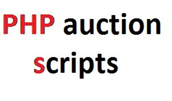 Product picture Great PHP auction script