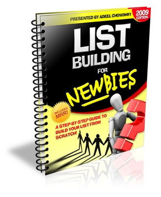 Product picture Complete list building for dummies!