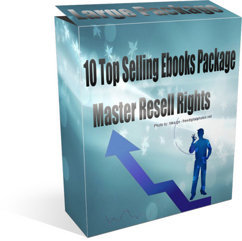 Product picture *new!* 10 Top Selling Master Resell Ebooks