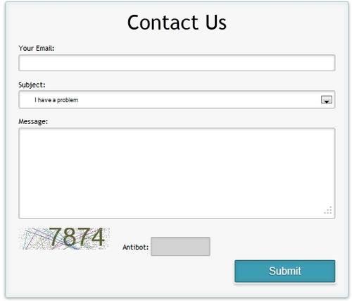 Product picture Easy PHP Contact Form